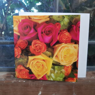 Floral Card for sale