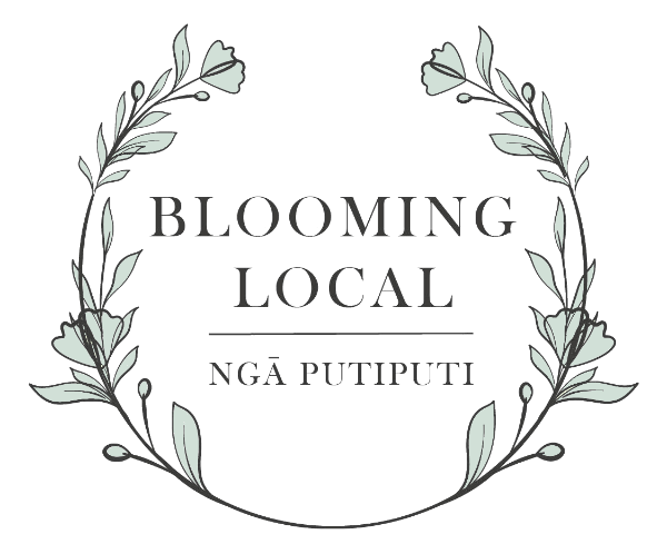 Blooming Local | Flower Truck | Florist Christchurch | Florist near me | Flower Delivery | Slow Flowers